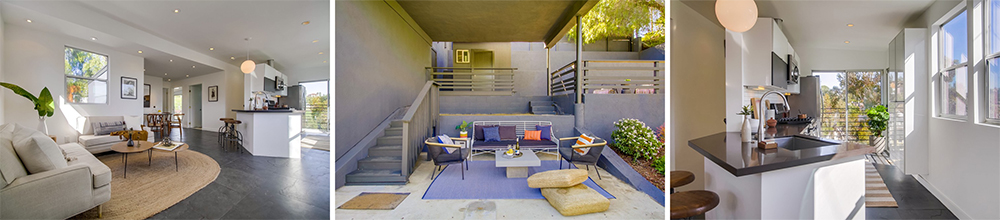 Renovated Los Angeles Home