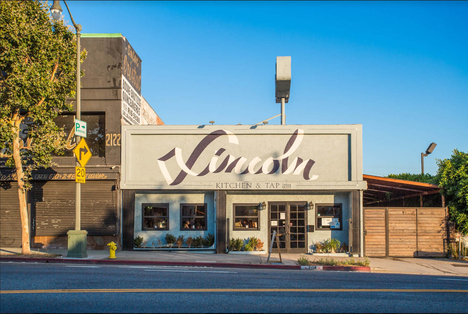 Lincoln Kitchen & Tap